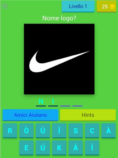 Indovina il nome del marchio (Gioco Quiz) screenshot 5