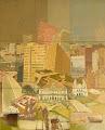 """Photo: SCLIAR, Carlos""""Porto Alegre e sua projeção para o futuro"""" - 1974pigmento e cola vinílica sobre tela - 360,0 x 300,0 cm PAÇOSalão Nobre"""