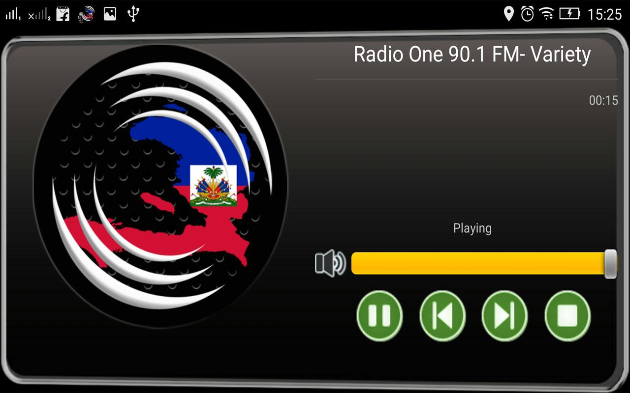 Radio FM Haiti- screenshot