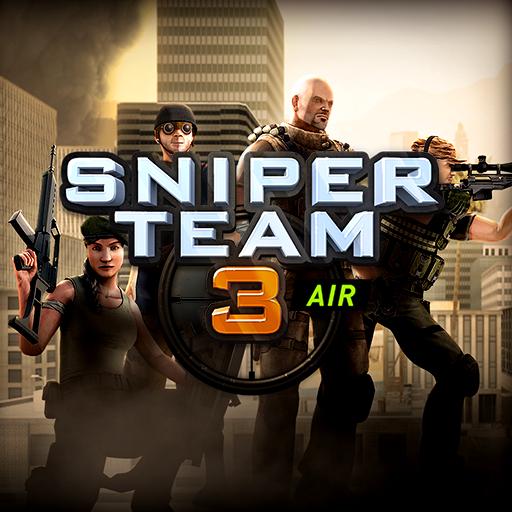 Sniper Team 3 Air