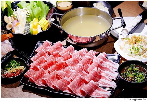 台中超有名的有機葉菜火鍋出現在金典綠園道!姓葉姓蔡再加碼海鮮盤買一送一
