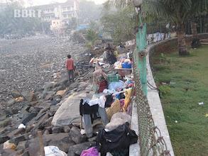 Photo: Promenade North end Slum Poliferation - 2011