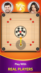 Carrom board game – Carrom online multiplayer App Download For Android and iPhone 5