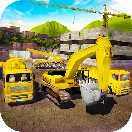 House Building Simulator: try construction trucks! file APK for Gaming PC/PS3/PS4 Smart TV