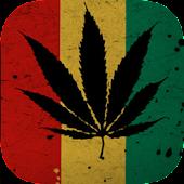 Rasta Weed Reggae Wallpaper
