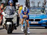 """Evenepoel grijpt verrassend naast goud: """"Een ploegmaat die wint en twintig seconden verschil, dat verzacht de pijn"""""""