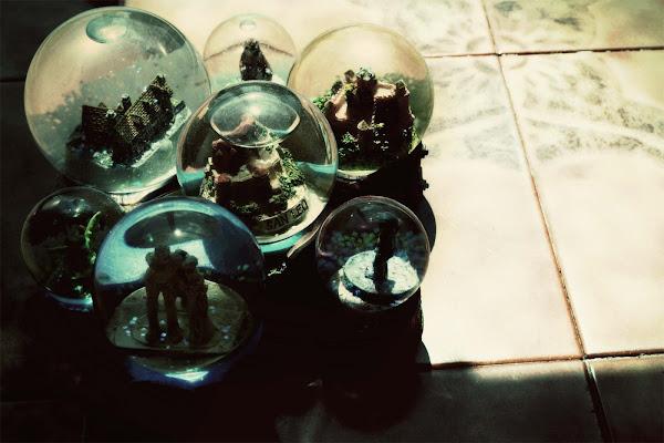 sfere dei ricordi di aeglos