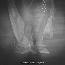 Wedding photographer Antonio Ferolla (Anto1988). Photo of 19.04.2017