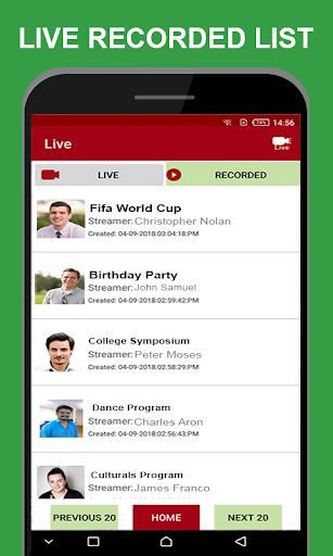HowdyDo Messenger-Chat 1.1.9 screenshots 7