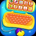 Alphabet Laptop - Numbers, Animals Educational 2 icon