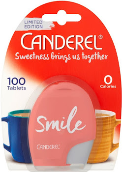 Canderel Sweetener Tablets - 8.5g, 100 Count