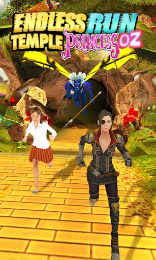 Endless Run Temple Princess Oz 1.0.1 screenshots 1