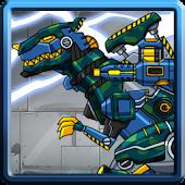 Dino Robot - Tyrannosaurus2