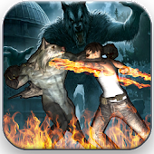 Fighting games : Werewolf 3D