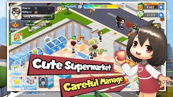 Game My Sim Supermarket APK for Windows Phone