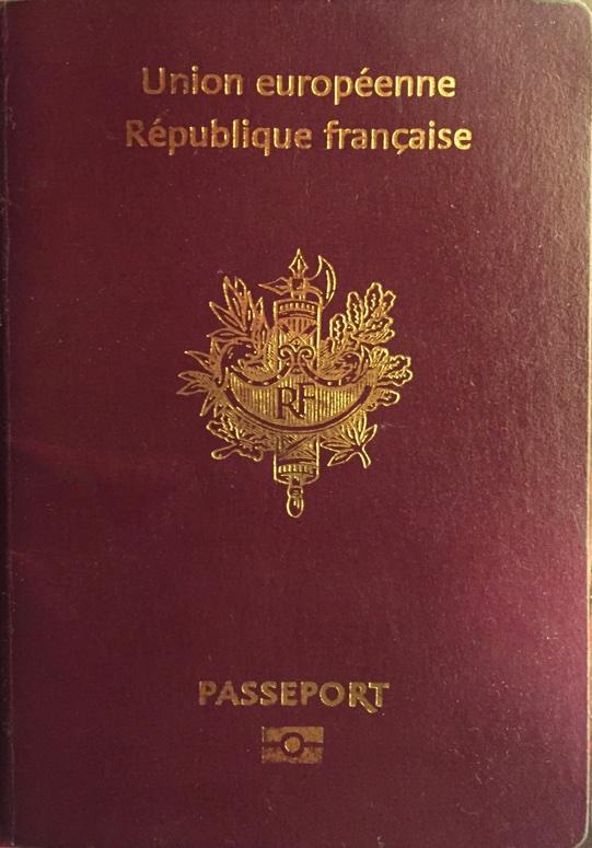 French passport holders