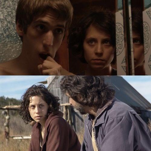 Inés Efron, Ricardo Darín y Martín Piroyansky