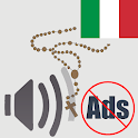 Rosario Audio Italiano Offline Pro icon