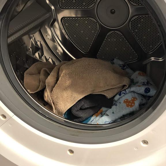 ランドリーマグちゃん洗濯機
