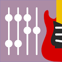 Guitar Scales, Patterns & Metronome icon