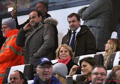 Bayat wil zich niet langer verstoppen en wil Anderlecht - Eupen bijwonen