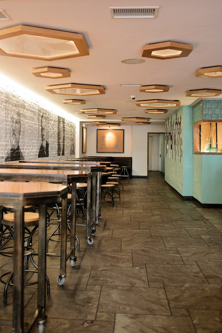 Zymology 21 -Gaslamp District Restaurants.