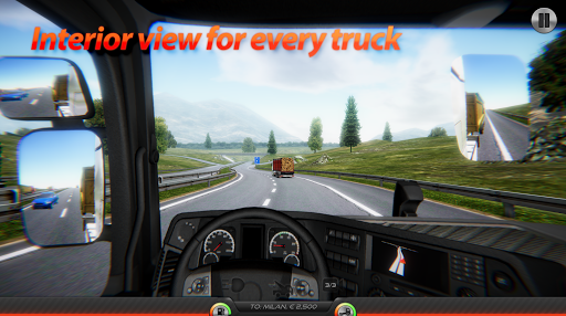 Truck Simulator : Europe 2 0.2 gameplay | by HackJr.Pw 6