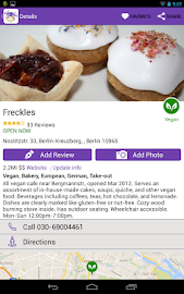 HappyCow Find Vegan Food FREE Screenshot 15
