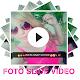Vídeo Editor Foto Slide Com Música Lindos Slides