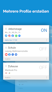 AppBlock - Bleib konzentriert (Web & Apps sperren) Screenshot