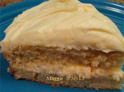 Citrus Cake Recipe