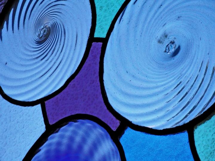 Gaudì in blu di hucky