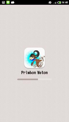 Primbon Weton