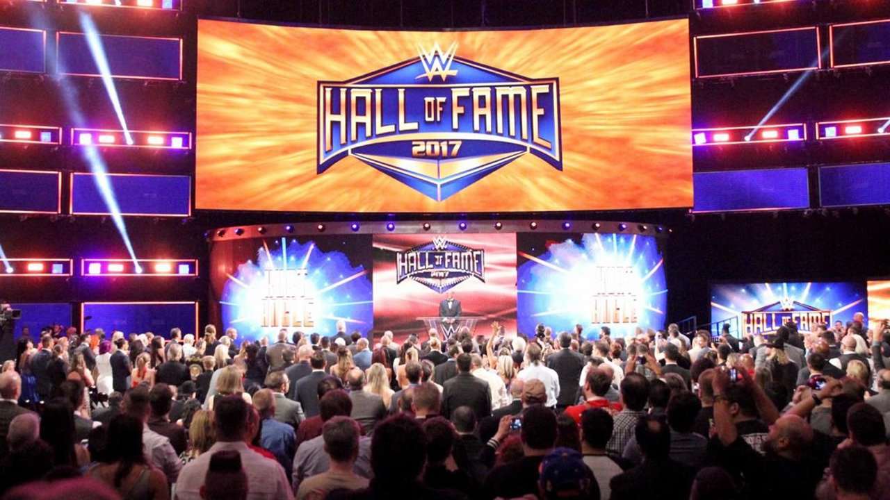 Watch 2017 WWE Hall of Fame Induction Ceremony live