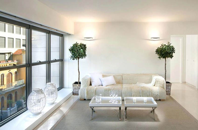 5 lợi thế của việc có một ngôi nhà tối giản