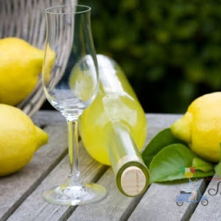 My Mother in Law's Limoncello