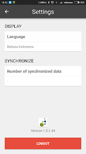 DataHub Client - náhled