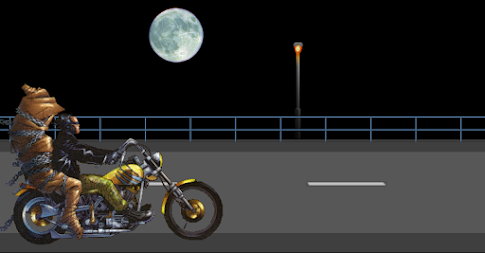 Kidnapper Bike APK screenshot thumbnail 1