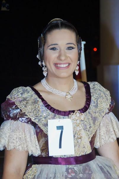 Andrea López Salvador. Corte de Honor 2019. Carrera Malilla - Isla Cabrera.