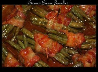 Green Bean Bundles Recipe