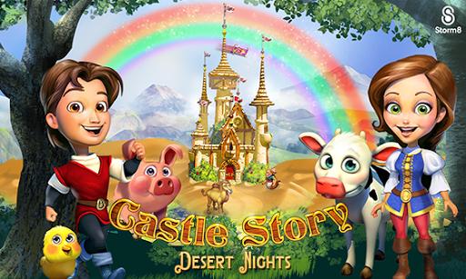 Castle Story: Desert Nights™ screenshot 6