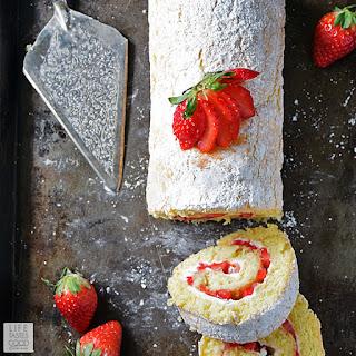 Strawberry Jelly Cake Recipes.