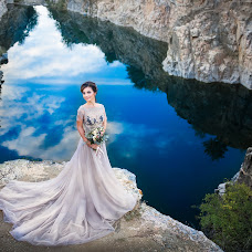Wedding photographer Elena Barachevskaya (barachevskaya). Photo of 19.09.2016