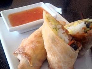 Baked Breakfast Egg Rolls Recipe