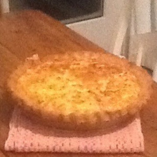 Crabmeat Quiche with Whole Wheat Crust