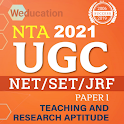 UGC NET 2021 ( JRF/SET/ NTA) PAPER -1 IN ENG. icon