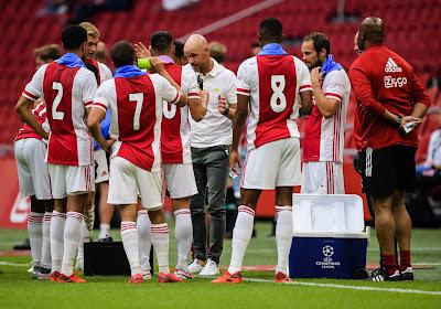 L'Ajax prolonge un cadre annoncé sur le départ