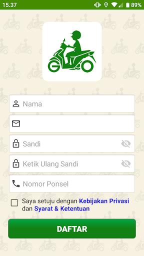 Kang Ojek screenshots 3