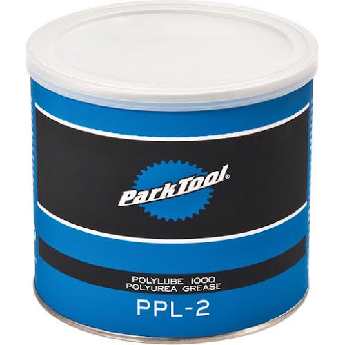 Park Tool Polylube 1000 Grease Tub, 16oz