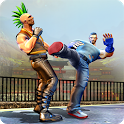 Street Champ Boxing Karate: Free Fighting Games icon